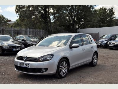 Volkswagen Golf Hatchback 2.0 TDI CR SE 5dr