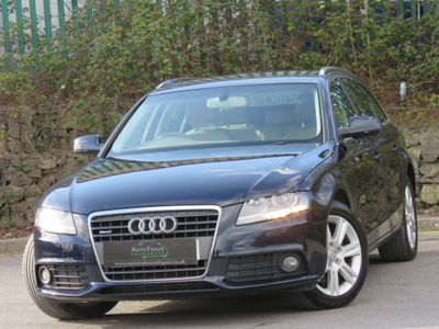 Audi A4 Avant Estate 2.0 TDI SE Executive quattro 5dr