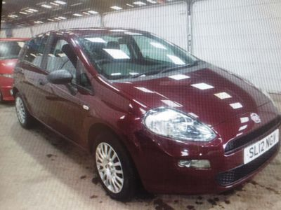 Fiat Punto Hatchback 1.2 8V Pop 5dr (EU5)