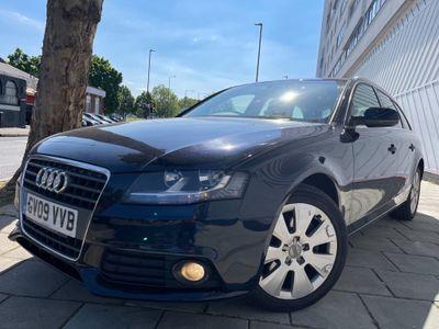 Audi A4 Avant Estate 2.0 TFSI S line Multitronic 5dr