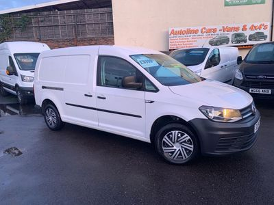 Volkswagen Caddy Maxi Panel Van 2.0 TDI C20 BlueMotion Tech Startline EU6 (s/s) 6dr