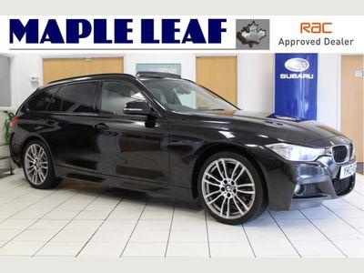 BMW 3 Series Estate 3.0 330d M Sport Touring Sport Auto xDrive (s/s) 5dr