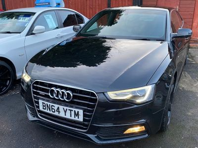Audi A5 Coupe 2.0 TDI S line S Tronic quattro 2dr