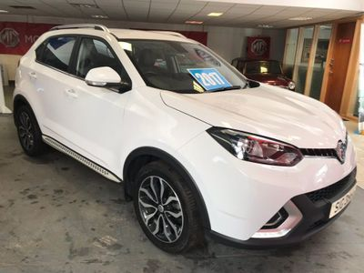 MG GS SUV 1.5 TGI Exclusive (s/s) 5dr