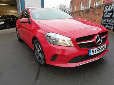 Mercedes-Benz A Class Hatchback 2.1 A200d SE (Executive) 7G-DCT (s/s) 5dr