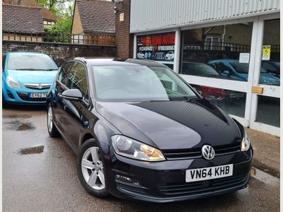 Volkswagen Golf Hatchback 2.0 TDI BlueMotion Tech Match (s/s) 3dr