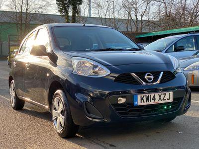 Nissan Micra Hatchback 1.2 12V Visia 5dr