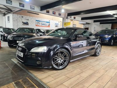 Audi TT Coupe 2.0 TFSI S line Special Edition quattro S Tronic 2dr