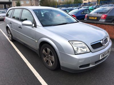 VAUXHALL VECTRA Estate 1.8 i 16v Life 5dr