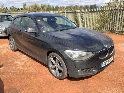 BMW 1 Series Hatchback 2.0 118d SE Sports Hatch (s/s) 3dr