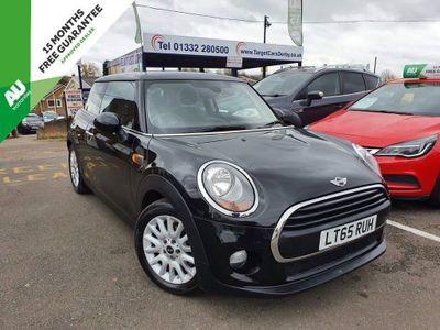 MINI Hatch Hatchback 1.2 One Auto (s/s) 3dr