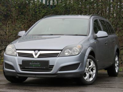 Vauxhall Astra Estate 1.7 CDTi ecoFLEX Life 5dr (a/c)