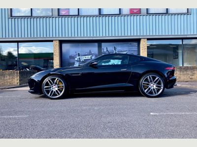 Jaguar F-Type Coupe 5.0 V8 R Quickshift (AWD) 2dr