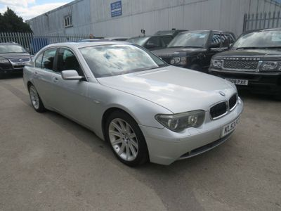 BMW 7 Series Saloon 4.4 745i 4dr