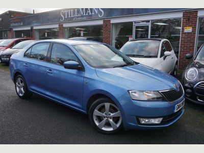 SKODA Rapid Hatchback 1.2 TSI SE Connect 5dr