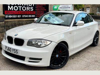 BMW 1 Series Coupe 2.0 118d ES 2dr