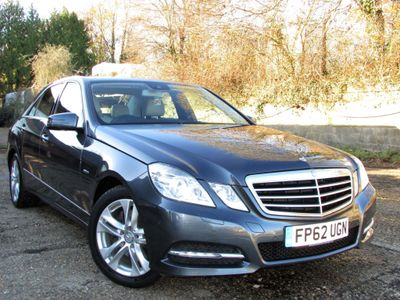 Mercedes-Benz E Class Saloon 2.1 E250 CDI BlueEFFICIENCY Avantgarde 7G-Tronic Plus (s/s) 4dr