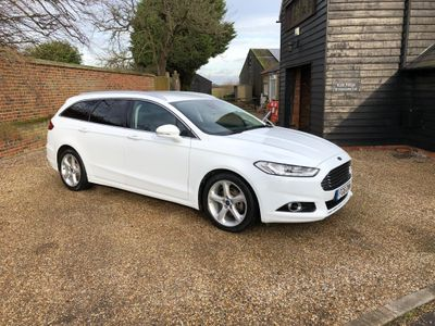 Ford Mondeo Estate 2.0 TDCi Titanium Powershift (s/s) 5dr