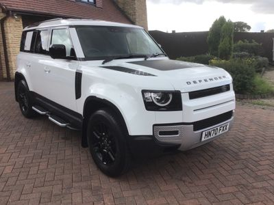 Land Rover Defender 110 SUV 2.0 SD4 S Auto 4WD (s/s) 5dr