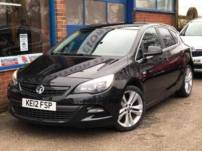 Vauxhall Astra Hatchback 1.6 16v SRi VX Line 5dr
