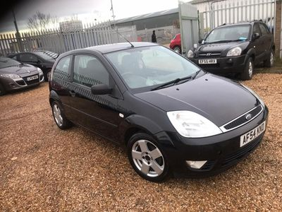 Ford Fiesta Hatchback 1.4 Flame Limited Edition 3dr