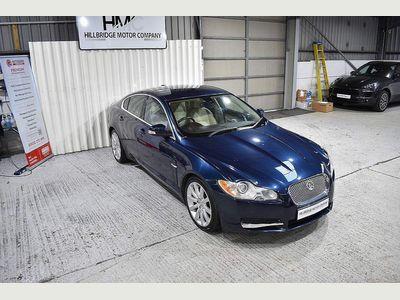 Jaguar XF Unlisted 3.0 V6 Premium Luxury 4dr