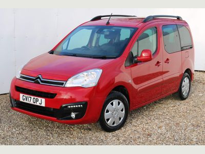 Citroen Berlingo MPV 1.6 BlueHDi Flair Multispace ETG6 (s/s) 5dr