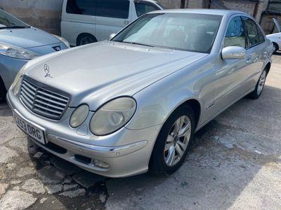 Mercedes-Benz E Class Saloon 3.2 E320 CDI Elegance 4dr