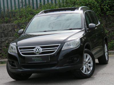 Volkswagen Tiguan SUV 2.0 TDI SE Tiptronic 4WD 5dr