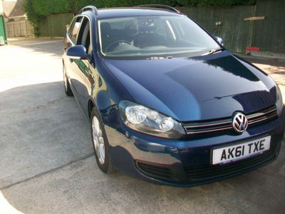 Volkswagen Golf Estate 1.6 TDI BlueMotion Tech SE DSG 5dr