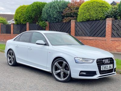 Audi A4 Saloon 2.0 TDI Black Edition 4dr