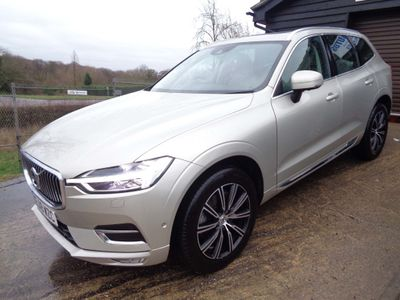 Volvo XC60 SUV 2.0 T5 Inscription Auto AWD (s/s) 5dr
