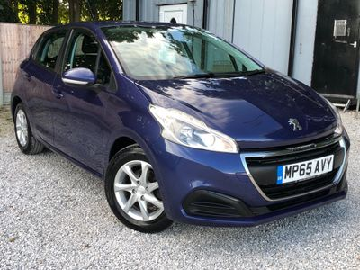 Peugeot 208 Hatchback 1.6 BlueHDi Active 5dr