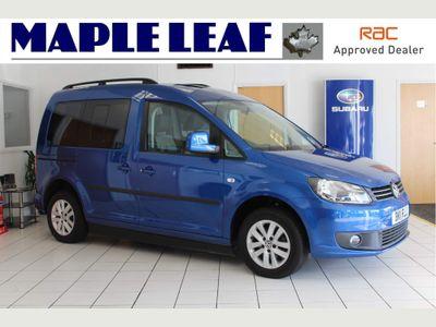 Volkswagen Caddy Life MPV 1.6 TDI C20 Life DSG 4dr