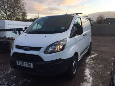 Ford Transit Custom Panel Van 290 L1H1 2.2 diesel