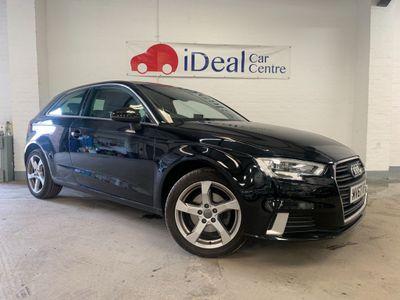 Audi A3 Hatchback 1.0 TFSI Sport (s/s) 3dr
