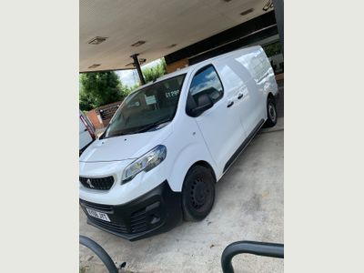 Peugeot Expert Panel Van 2.0 BlueHDi 1400 Professional Long Panel Van LWB EU6 (s/s) 6dr