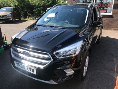 Ford Kuga SUV 1.5T EcoBoost Zetec (s/s) 5dr