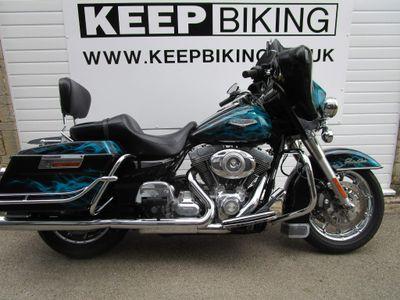 Harley-Davidson Touring Tourer 1600 FLHT Electra Glide Standard