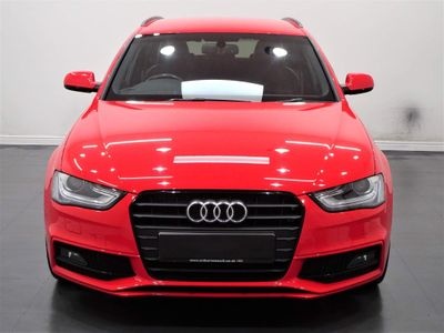 Audi A4 Avant Estate 2.0 TDI Black Edition Avant Multitronic 5dr