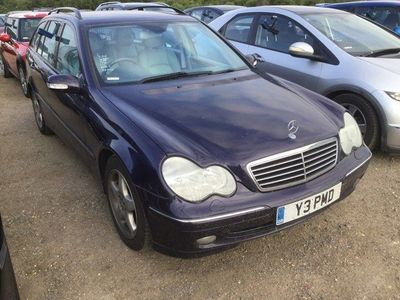 Mercedes-Benz C Class Estate 2.7 CDI SE 5dr