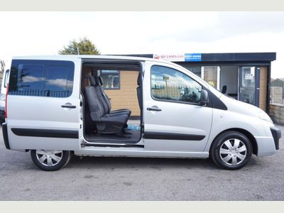 Citroen Dispatch Other 1.6 HDi L1H1 Combi 5dr (6 seat)