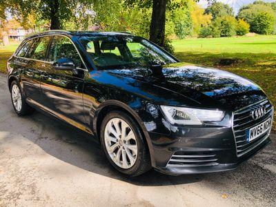 Audi A4 Avant Estate 2.0 TDI ultra SE Avant (s/s) 5dr