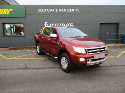 Ford Ranger Pickup 2.2 LIMITED DOUBLE CAB **NO VAT** !!