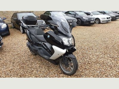 BMW C650 Scooter 650 GT ABS