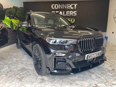 BMW X7 SUV 3.0 40i M Sport Auto xDrive (s/s) 5dr
