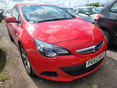 Vauxhall Astra GTC Coupe 2.0 CDTi Sport (s/s) 3dr