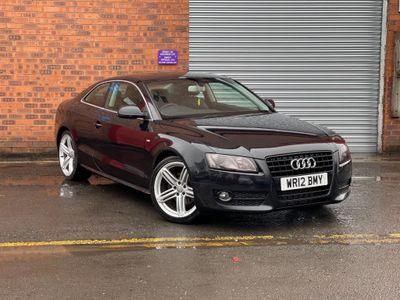 Audi A5 Coupe 2.0 TDI SE 2dr