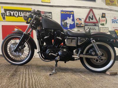 Harley-Davidson Sportster Custom Cruiser 1200 XLH