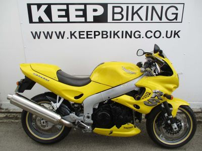 TRIUMPH SPRINT Super Sports 955 RS
